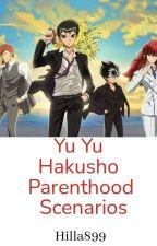 Yu Yu Hakusho Parenthood Scenarios by Hilla899