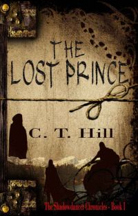 The Lost Prince (The Shadowdancer Chronicles, Book One) cover