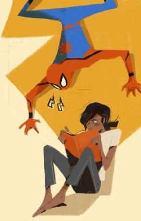 A Little Love Web | PeterParkerxMichelleJones | Spider-Man Homecoming  by Zesty_Egg