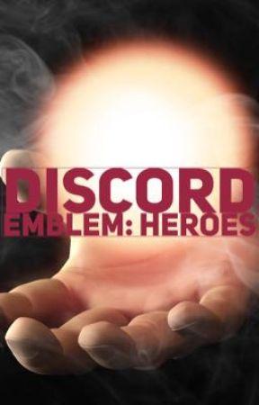 Discord Emblem: Heroes by Aki_Tsubaka