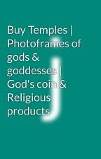 Buy Temples | Photoframes of gods & goddesses | God's coin & Religious products by johndo33