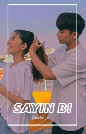 Sayın B ||texting|| by ozlm_v