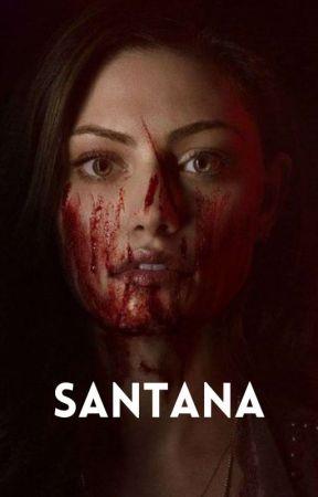 Santana (B.B) by Gerlithequeen