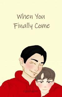 When You Finally Come || chanbaek cover