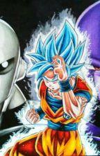 Goku X Hit X Jiren Amor Triple Multiversal by EstefaniCamilaSnchez