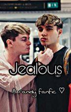 Jealous || A randy fanfic  by randys_roadie_