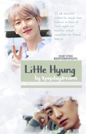 Little Hyung (Chanbaek) [GANGAU/LittleSpace] by KpopDaydreams