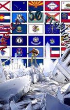 America's 50 problems by vicnii