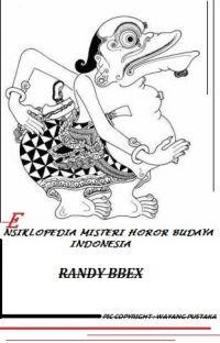 ENSIKLOPEDIA MISTERI HOROR BUDAYA INDONESIA cover