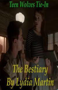 The Bestiary by Lydia Martin cover