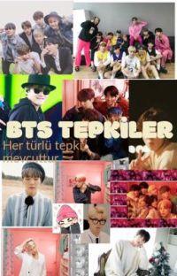 BTS TEPKİLER cover