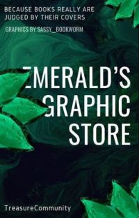 Emerald's Graphic Store 💚 cover