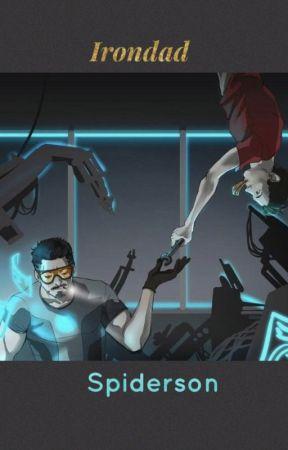 Irondad & Spiderson [ONE-SHOTS] by snowja