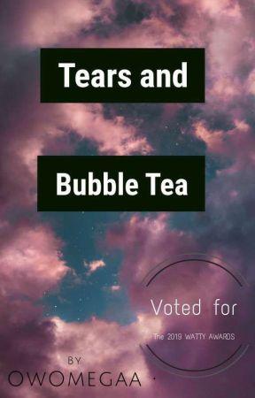 Tears And Bubble Tea| Moxiety High School AU by OwO_megaa