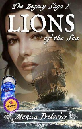 Lions of the Sea by MonicaPrelooker