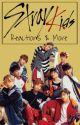 Stray kids Reactions, Imagines, MLT, And more by JeonginStay