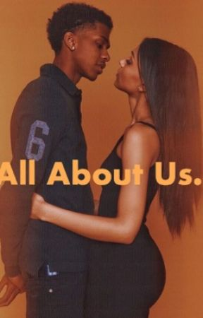 All about Us.  by writtenbymya
