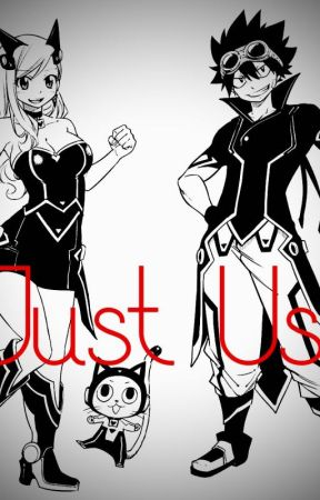 Just us | Shiki & Rebecca { COMPLETE / EDITING} by NovaFlame23