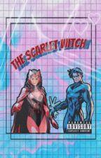 Scarlet| Dick Grayson  by diasficx