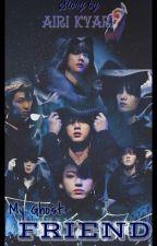 My Ghost Friends [BTS] by airi_kyari
