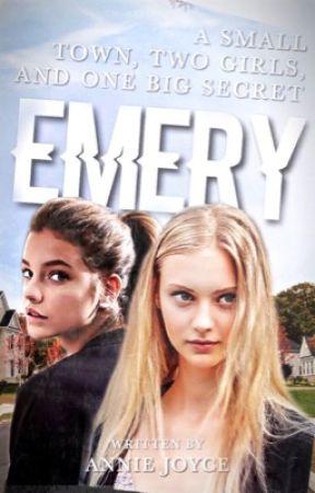 Emery by -rejoyce-