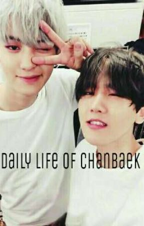 Daily Life of ChanBaek ❣ [Collab] by ByunMocha