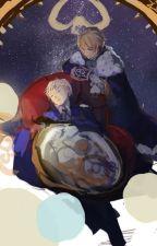 Krople i ziarenka by Ardwii