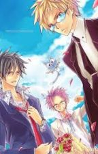 {DISCONTINUED}    Fairy Tail 7 minutes in heaven (Character X Reader) by PlaidPrint