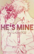 He's Mine... BakuDeku {Omegaverse AU} [BEING EDITED] by Iris1702