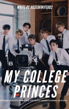 My College Princes✔️ || BTS Malay Fanfic by hoseokwifeu02