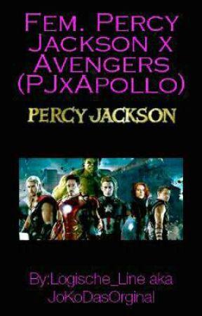 Fem. Percy Jackson x Avengers (PJxApollo) by JoKoDasOrginal