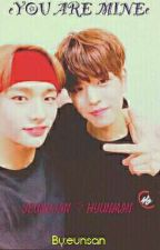 ♡YOU ARE MINE♡(completed) SEUNGJIN/HYUNMIN  by eunsann