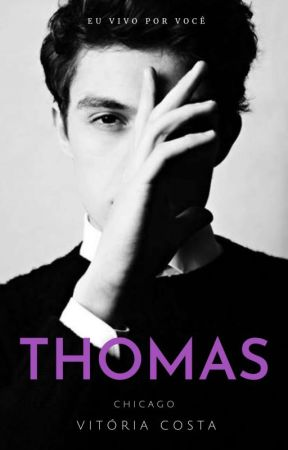 Thomas - Chicago  by PequenaVick