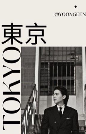 T O K Y O    東京   윤기 by yoongeen