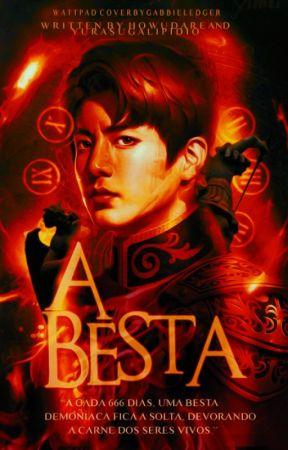 666: A BESTA 👑 jikook by HowUdare
