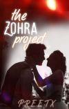 The Zohra Project cover