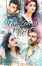The Zohra Project by Preetx