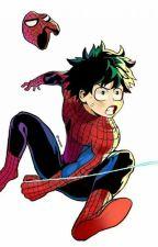 SpiderDeku (For adoption) by Hmoraisfilipe