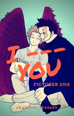 I --- YOU || ENDEHAWKS by Akatsuki_itasasu