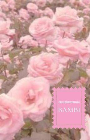 bambi 🦌 tysh by odetoinsomnia