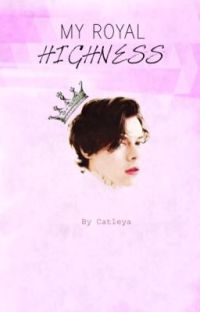 My Royal Highness (ZARRY AU) cover