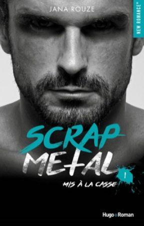 Scrap Metal.  by janarouze