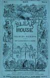 Bleak House (Dickens 1852) cover