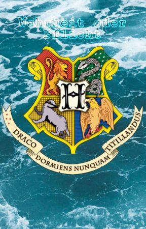 Harry Potter - Wahrheit oder Pflicht ✔ by -WRITEBOO