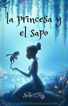 La princesa y el sapo by Nalle17Mej