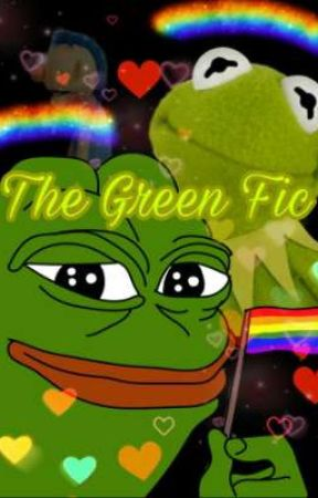 The Green Fic  •  Kermit x Pepe by bucketofregret
