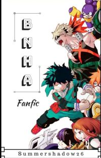 BNHA X READER ONESHOTS  cover