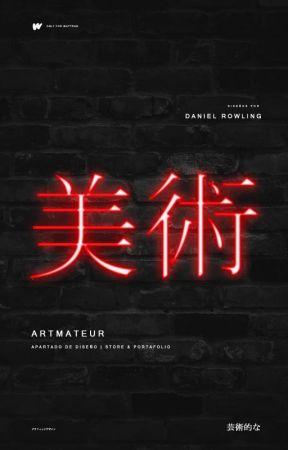 Artmateur / Apartado de diseño. by DanielRowling