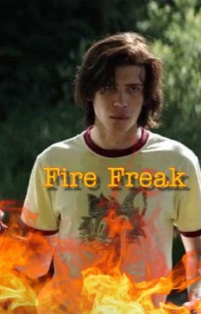 Fire Freak ~ Patrick Hockstetter fanfic by OfHerFanfics