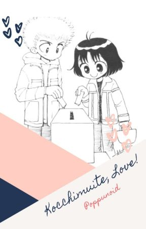 Kocchimuite, Love! by poppunoid